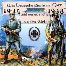 Wir Deutsche Fuerchten Gott (We Germans Fear God) CD